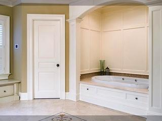 Как правильно выбрать двери для ванной комнаты