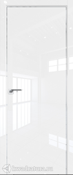 Межкомнатная дверь Профильдорс 1LК глянец Белый люкс кромка ABS