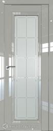 Межкомнатная дверь Профильдорс 2.101 L Галька люкс гравировка 10