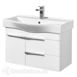 Мебель для ванной Акватон Беверли 80 тумба с раковиной