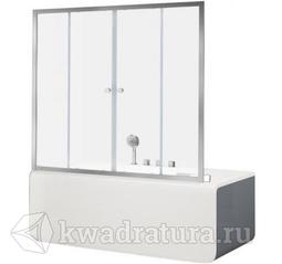Шторка для ванн Aquanet Alfa 5 1700x1400