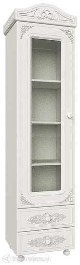 Шкаф со стеклом Ассоль-К