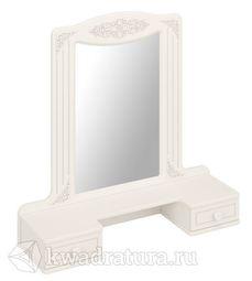 Зеркало с полками Ассоль-К