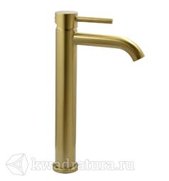 Смеситель для раковины-чаши Bronze De Luxe 9012BR Scandi H-24,5