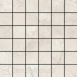 Мозаика керамогранитная Bonaparte Elba Pearl 29,8х29,8