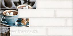 Декор Березакерамика Брик 2 Кремовый 30х60 см