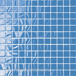 Керамическая мозаика Темари синий 29.8x29.8