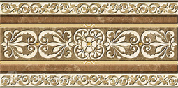Бордюр Absolut Keramika Cenefa Marble 22x45