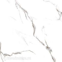 Керамогранит Grasaro Classic Marble белоснежный матовый 40x40