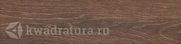 Керамогранит Kerama Marazzi Вяз коричневый темный 9.9х40.2