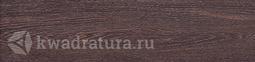 Керамогранит Kerama Marazzi Вяз коричневый венге 9.9х40.2