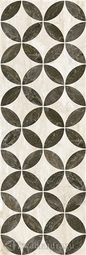 Плитка для пола и стен Lasselsberger Арлингтон Светлый Декор 2 Круги 19.9x60.3 см
