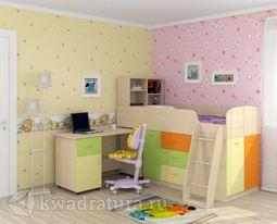 Кровать Дюймовочка 1 Мультицвет