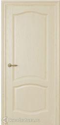 Межкомнатная дверь Дриада ДГ Дуб Слоновая кость