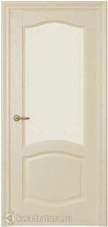 Межкомнатная дверь Дриада ДО Дуб Слоновая кость