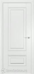 Межкомнатная дверь Эмилия 2 ДГ Эмаль белая