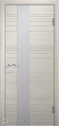 Межкомнатная дверь Двери и К 62 Нарита ДО дуб молочный