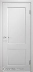Межкомнатная дверь Двери и К 68 Валетта ДГ эмаль белая