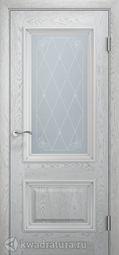 Межкомнатная дверь Двери и К 65 Эрика ДО дуб молочный