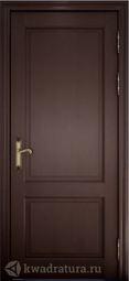 Межкомнатная дверь Персея ДГ Дуб Шоколад