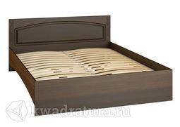 Элизабет-К Кровать 1600 орех