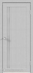 Межкомнатная дверь VellDoris Xline 8 Грей