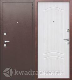 Входная дверь Феррони Доминанта Белый ясень