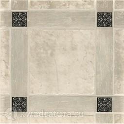 Керамогранит Керамин Шато серый 1 50х50 см