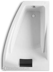 Ванна акриловая Roca Hall Angular L/R 150x100