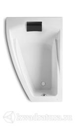 Ванна акриловая Roca Hall Angular R/L 150x100