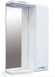 Мебель для ванной Sanita Зеркало-шкаф Идеал 50см