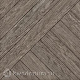 Керамогранит Керамин Интарсия 1 Серый 40х40 см