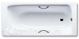 Ванна стальная Kaldewei Eurowa 150х70см