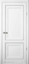 Межкомнатная дверь Albero Прадо ДГ белая