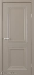Межкомнатная дверь Albero Прадо ДГ серая
