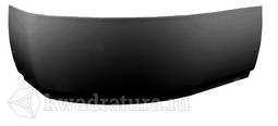 Панель фронтальная Capri 160R черная