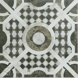 Керамогранит Gracia Ceramica Casa Blanka 03 декор 60х60