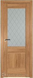 Межкомнатная дверь OPorte Турин 502U.21 гравировка Орех