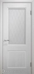 Межкомнатная дверь Двери и К 68 Валетта ДО Дуб полярный