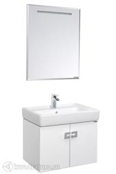 Комплект мебели для ванной Акватон Оптима 65 белый