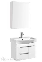 Комплект мебели для ванной Акватон Беверли 65 белый