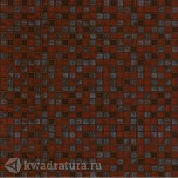 Напольная плитка Березакерамика Квадро бордо 42х42 см