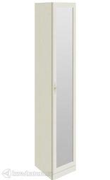 Шкаф торцевой Лючия  с зеркальной дверью