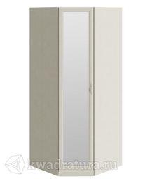 Шкаф Лючия угловой с 1 зеркальной дверью