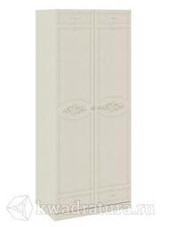 Шкаф Лорена для одежды с 2 глухими дверями