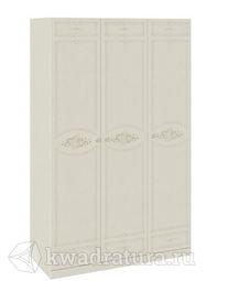 Шкаф Лорена с 3 глухими дверями