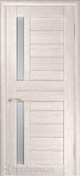 Межкомнатная дверь Luxor ЛУ-27 Капучино