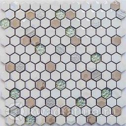 Мозаика керамическая Bonaparte Deluxe 30.5х30.2
