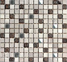 Мозаика каменная Bonaparte Milan-2 30,5x30,5