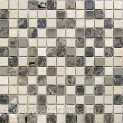 Мозаика каменная Bonaparte Oxford 30,5x30,5